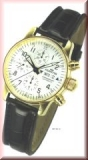Fortis Flieger Chronograph Edition Gold 18 Kt
