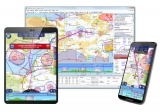 SkyDemon VFR Flugplanungs- und Navigationssoftware