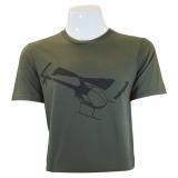 R22 T-Shirt Military Green
