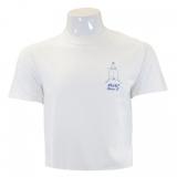 R22 T-Shirt White Schematic