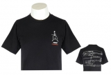 R66 T-Shirt Black Schematic