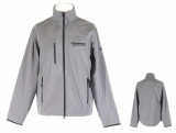 Robinson Jacket Gray Microfleece Lined