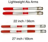 Lightweight Aluminium Arm for Easy Wheels (per pcs)