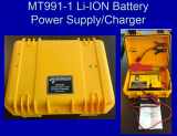 RHC Li-ION Battery Power Supply/Charger