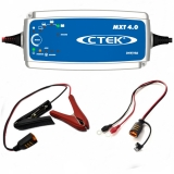 CTEK MXT 4.0 Multi-Funktions-Batterieladegerät mit 8-Stufen Technologie, 24V 4Amp