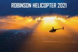 Robinson Helicopters Kalender 2021