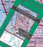 VFR Luftfahrtkarte Finnland Zentrum / Finland Center 2021 (laminiert)
