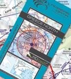 VFR Luftfahrtkarte Griechenland Nord / Greece North 2021 (laminiert)