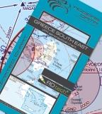 VFR Luftfahrtkarte Griechenland Süd Ost / Greece South East 2021 (laminiert)