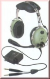 Headset D.C. H10-13X für Fläche