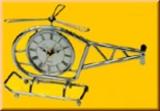 Hubschrauber-Uhr