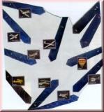 Flieger-Krawatte