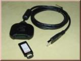 Garmin USB Datacard Programmiergerät klein