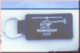 R22 Lederschlüsselanhänger