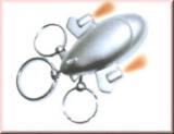 Schlüsselanhänger mit 3 Ringen